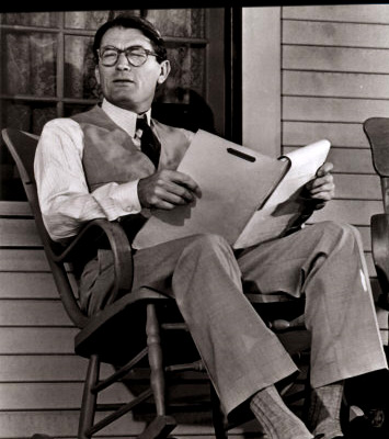 "character of atticus We remember atticus finch in harper lee 's 1960 classic, ""to kill a mockingbird,"" as that novel's moral conscience: kind, wise, honorable, an avatar of integrity who used his gifts as a."